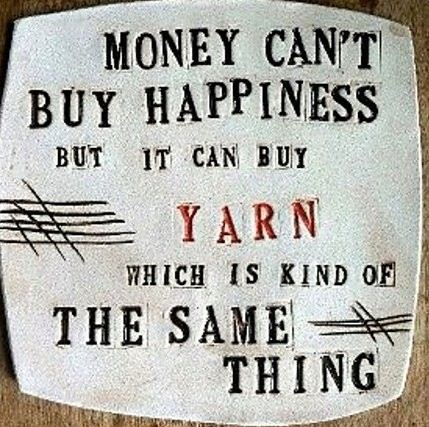 Money Can't Buy Happiness...